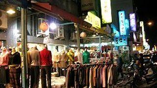 台中天津路服飾商圈
