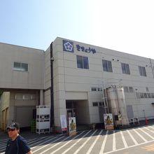 桔梗屋本社工場