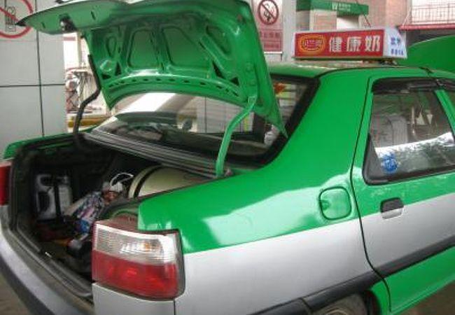 (石家荘)タクシーをチャーター