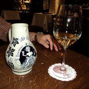 かわいいワイン入れ