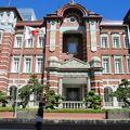 写真:東京駅 赤レンガ駅舎