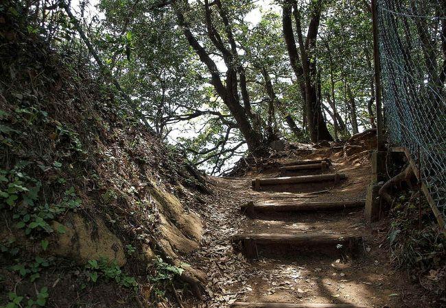 北鎌倉よりハイキングコース