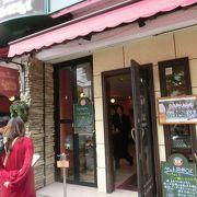 軽井沢唯一のドイツ料理屋さん