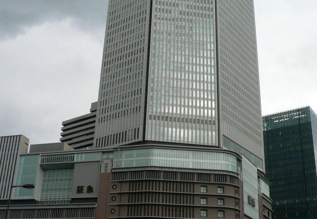 「劇場型百貨店」の実現を目指している阪急百貨店