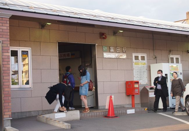 富田駅 (栃木県)