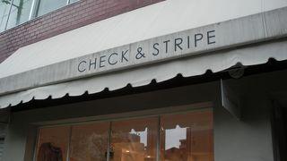 CHECK&STRIPE (チェックアンドストライプ) (神戸店)
