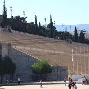 第一回近代オリンピックの開催地