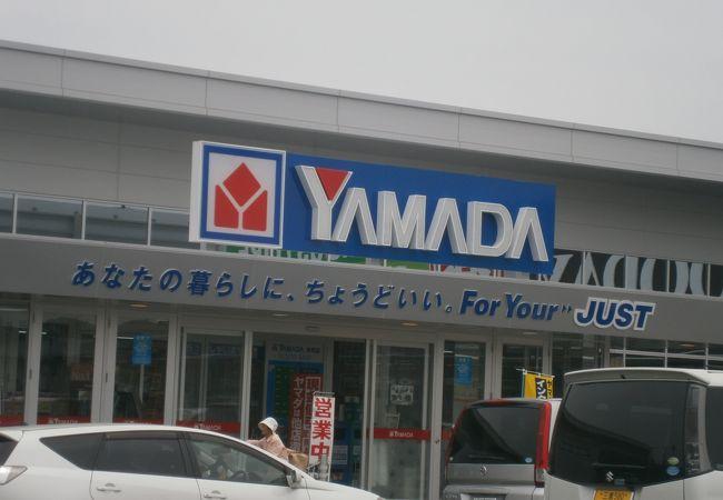 ヤマダ電機テックランド (多気店)