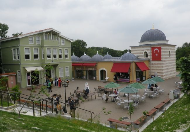 トルコ・イスタンブールの街