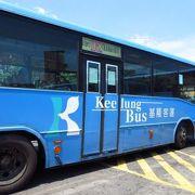 (台北)から九分・金瓜石はバスが便利~