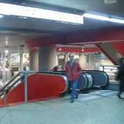 アトーチャ駅とアトーチャレンフェ駅