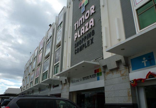 国一番の真新しいショッピングモール