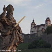 マリエンベルク要塞を眺めるならここ!