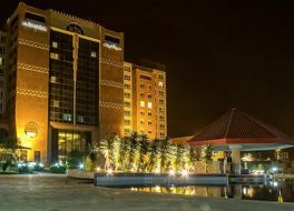 モーベンピック ホテル サナア