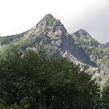山々がきれい