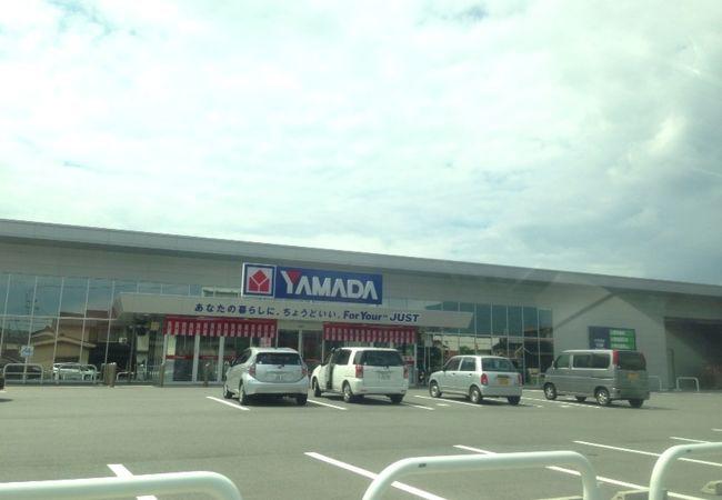 ヤマダ電機テックランド (江津店)