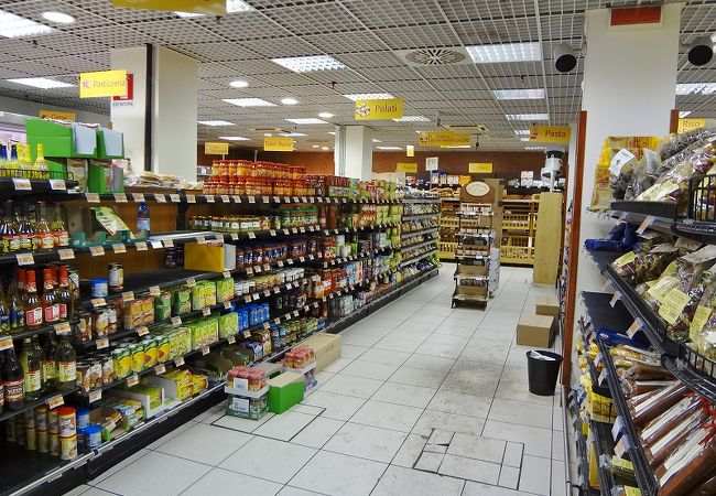 コナド (テルミニ駅地下店)