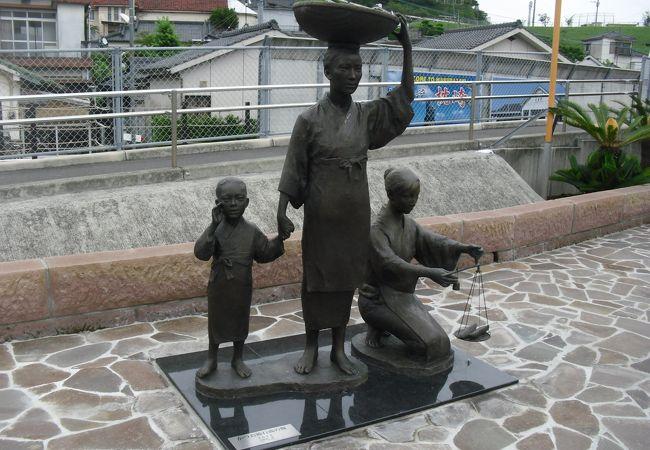枕崎の駅の中にあります。