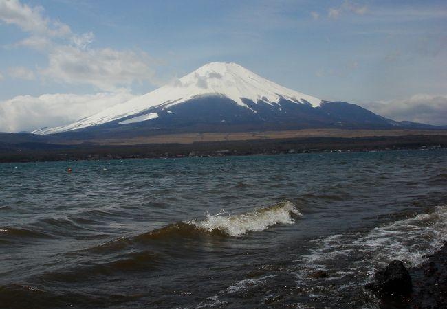 山中湖親水公園