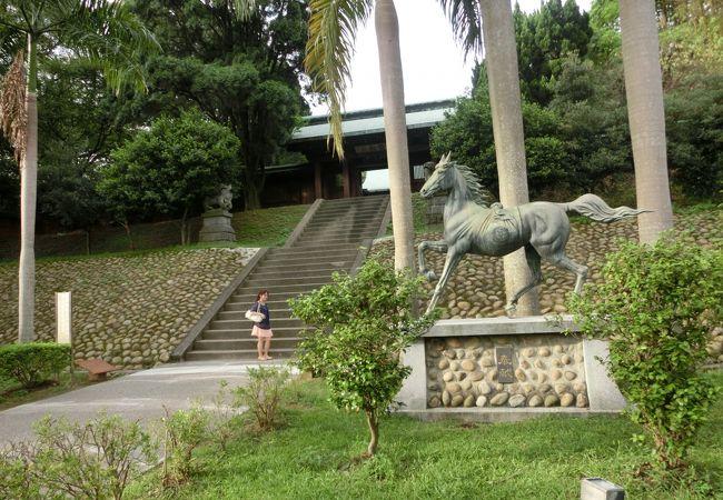 旧桃園神社