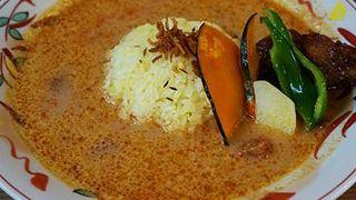 curry 冬椿