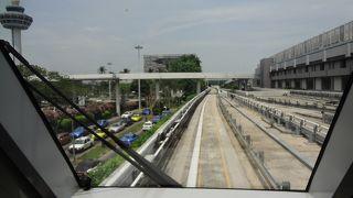 シンガポールの玄関口