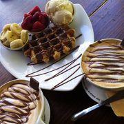 シドニーで街歩きに疲れたらここでチョコレートを!!
