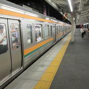 中央線高蔵寺駅