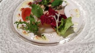 フランス料理 プリドール