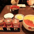 北海道の美味しい食材がそろっています