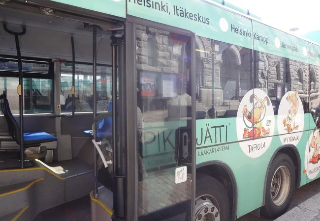 615バス