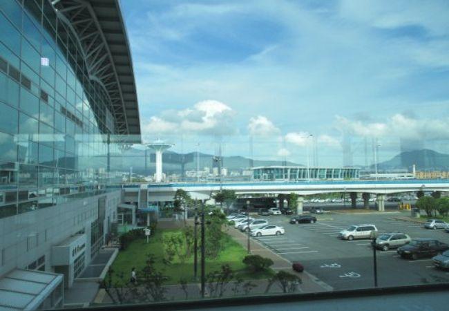 釜山 金海国際空港