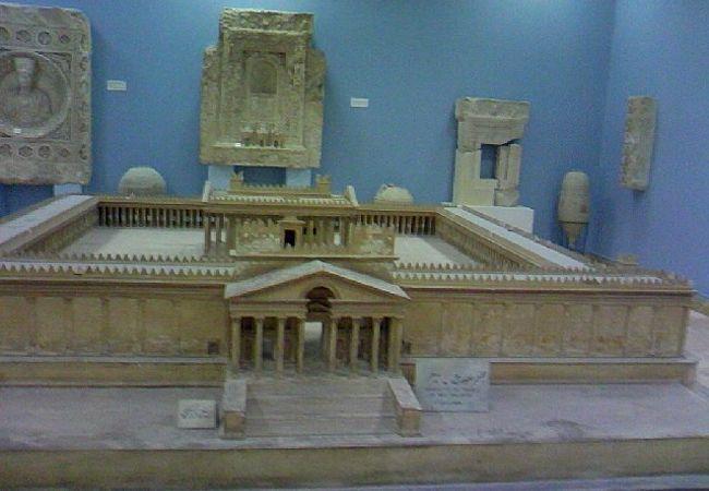 パルミラ博物館