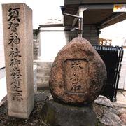 神社の祭礼において神(一般には神体を乗せた神輿が巡幸の途中で休憩または宿泊する場所