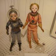 「宇宙船シリカ」のピロとネリに対面できて大感激!