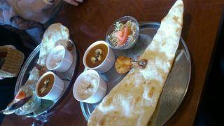 インドカリーとタンドール料理 タンドーリアン