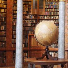 図書館は圧巻!!