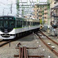 京阪13000系電車