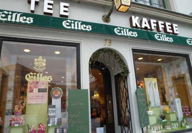 チョコレートと紅茶のお店♪