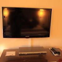 薄型テレビにDVD付き