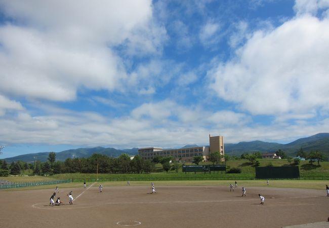 岩内運動公園