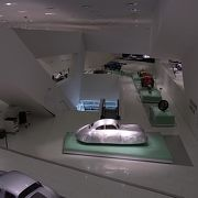 車好きにはたまらない博物館