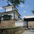 写真:金沢城