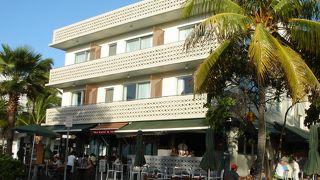 サウスビーチのお洒落カフェ