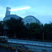 有明テニスの森駅