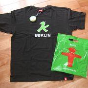 シンプルなデザインがいいTシャツです。