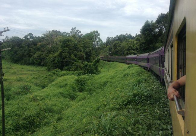 鉄道の旅はいいですよね