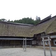 特徴的な建築