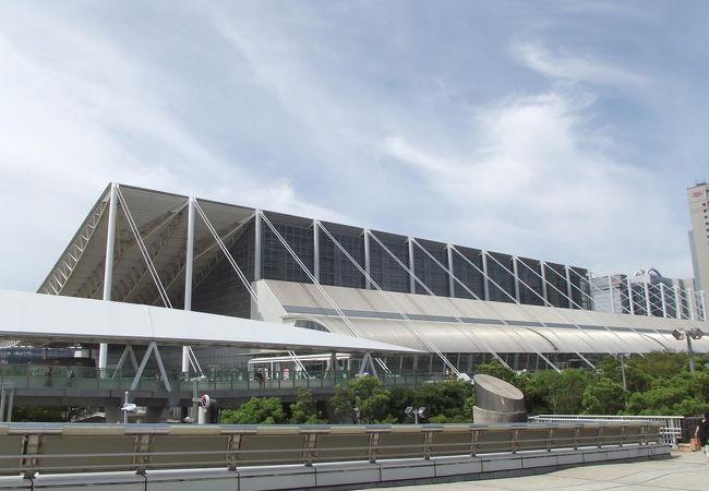 国際展示場 (9〜11)
