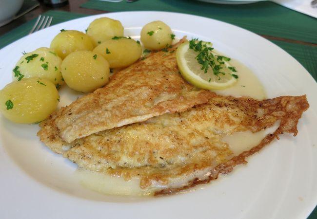 魚料理が美味しい